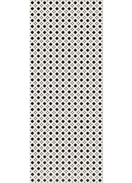 Obklad Black And White Pattern D 20x50