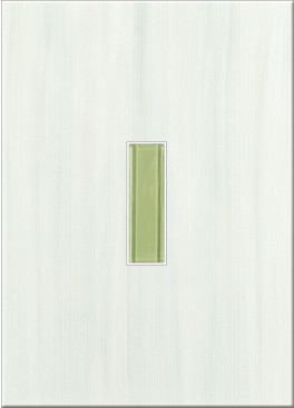 Dekor Artiga Light Green Glass 25x35