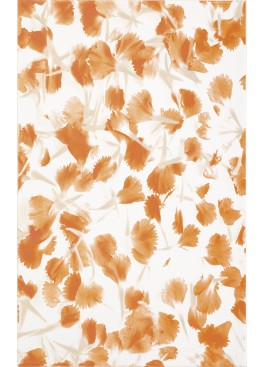 Dekor Diantus Orange Flower 25x40