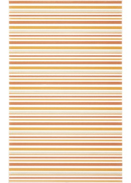 Dekor Diantus Orange Stripe 25x40