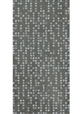 Dekor Normandie Graphite Dots 29,7x59,8