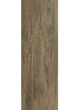 Dlažba Wood Basic Brown Gres Glaz. 20x60