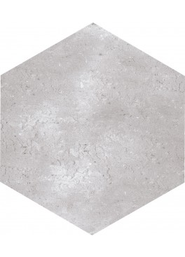 Dlažba Flamenco Grey Natural Hexagon 33x28