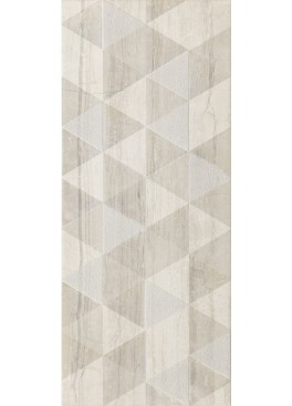 Dekorace Sabuni Cream Triangle 25x60