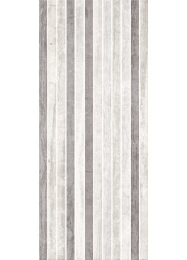 Dekorace Sabuni Grey Stripes 25x60