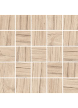 Dekor Sweet Home Wood Mosaic 25x25