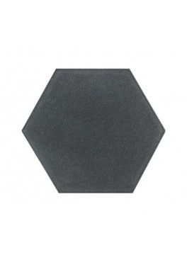 Dekor Dalmacia Hexagon Antracite A7 15x13